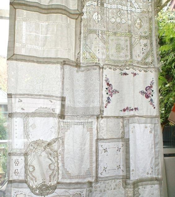 Vintage Lace Curtains Vintage Lace Curtains Unique Blackout