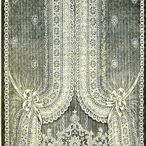 Vintage Lace Curtains Throughout Designs