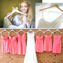 Personalized Wedding Dress Hanger Canada