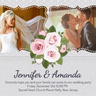 Wedding Invitation Ideas Personalized Wedding Invitations That