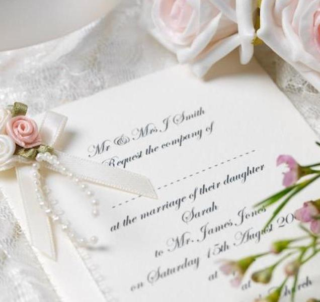 Awesome Etiquette What To Do When A Wedding Invite Excludes A