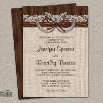 Western Wedding Invitations Vow Renewal Ideas Western Theme