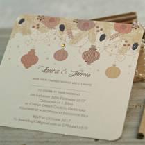 Wonderful Winter Wedding Invitations