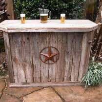Outdoor Wood Bar Plans Joy Studio Design Gallery Best, Rustic