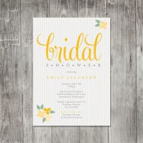 15 Wedding Shower Invitation Wording