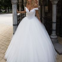 Oksana Mukha Dress At Milena's Bridal Houston You May Order Online