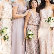 22 Elegant Classy Sorella Vita Bridesmaid Dresses You Can't Miss
