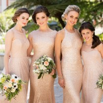 Sorella Vita Introduces New Sequin Bridesmaid Dress Color And High