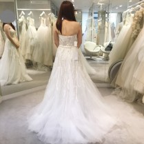Monique Lhuillier Candy New Wedding Dress On Sale 58 Off