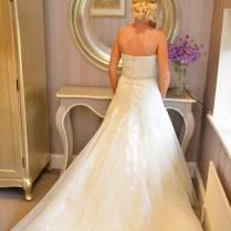 Enzoani Dabra Used Wedding Dress On Sale 66 Off