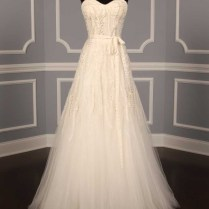 Monique Lhuillier Candy Sample Wedding Dress On Sale 56 Off