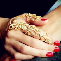 29 Full Finger Ring Design Jewelry