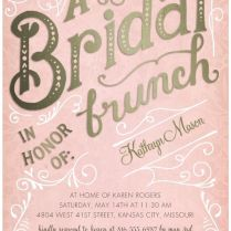 Wedding Invitations, Bridal Shower Invitations & Announcements By