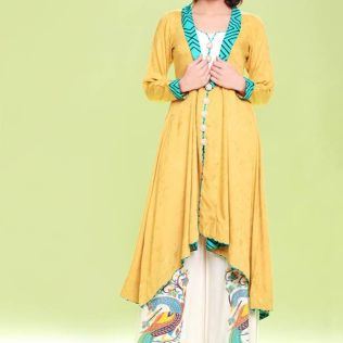Latest Pakistani Party Wear Winter Dresses 2018
