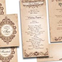 Antique Wedding Invitations Best 25 Vintage Wedding Invitations