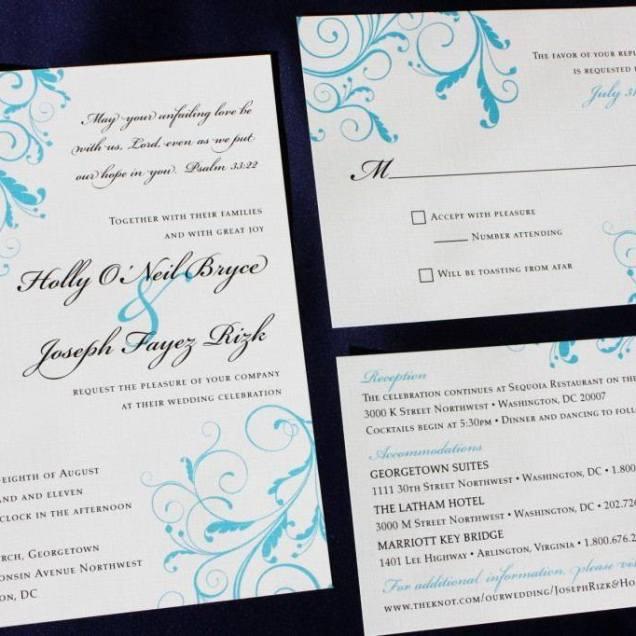 Bible Verses For Wedding Invites Wedding Invitation Collection