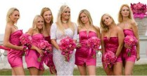 Bridesmaids Dresses That Stole The Bride's Thunder (15 Photos)
