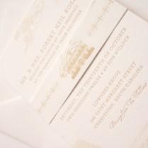 Plantation Wedding Invitation Charleston Sc By Dodeline