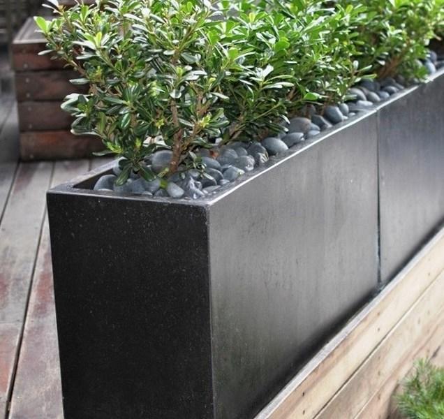 Concrete Planter Boxes Perth