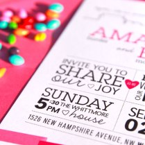 Capitol Inspiration Modern Washington Dc Wedding Invitations From