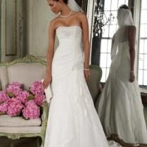 David's Bridal Yp3344 Size 2 Wedding Dress – Oncewed Com