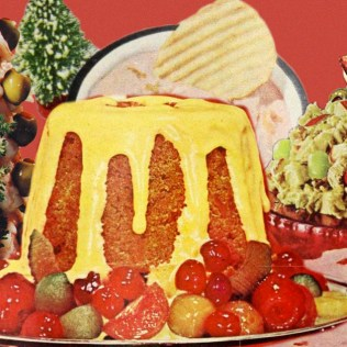 These Bizarre Vintage Holiday Recipes Are Best Left To The Ghost