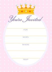 Free Invitation Printable Templates 2996 Best Free Printable