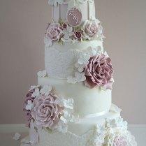 Gallery Wedding Cakes West Midlands Cotton Crumbs – Emasscraft Org