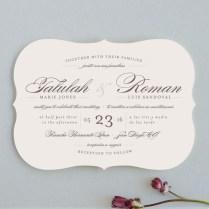 Love Language Wedding Invitations By Pistols