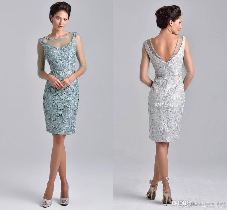 Mother Of The Groom Dresses For Summer Outdoor Wedding,Lace Beach Wedding Dress Ideas