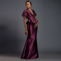 Nigerian Mother Of The Bride Dresses 2017 Mermaid Formal Evening