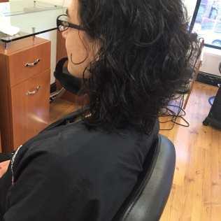 Beautiful Layers Bob, Luna Hair Salon