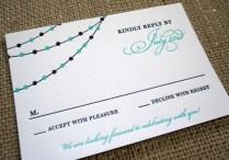 Wedding Invitation Response Etiquette Rsvp Card Insight Etiquette