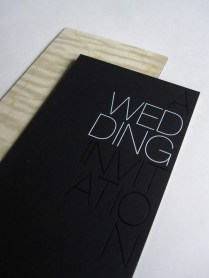 Wedding Invitation Templates Black Wedding Invitations