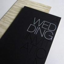 Wedding Invitation Templates Black Wedding Invitations