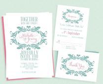 Template Free Editable Wedding Invitation Templates Free Download