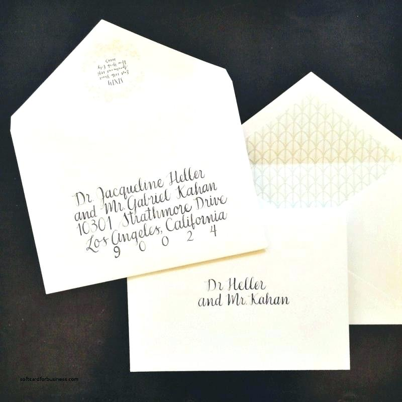6x9 Wedding Invitation Envelopes: How To Stuff Wedding Invitations Without Inner Envelope