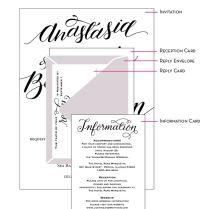 How To Assemble Wedding Invitations
