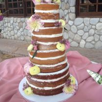 Naked Cake By Cake Designs Las Vegas
