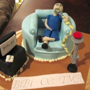 Innovative Hookah Cake