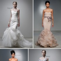 Oh, Vera Runway Inspiration For Kim Kardashian's Wedding Gown