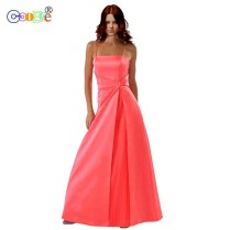 Coobee Cheap Long Bridesmaid Dress Elegant Celebrity Formal Prom