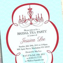 High Tea Invitation Wording Bridal Shower Hello Welcome To