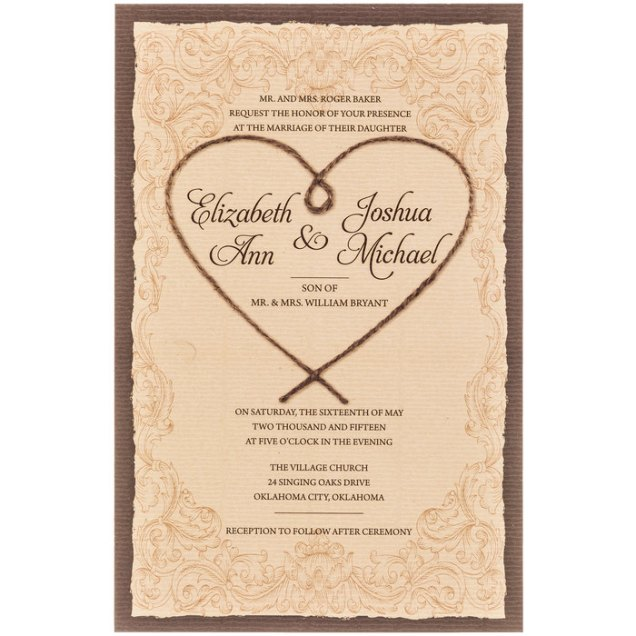 Hobby Lobby Wedding Invitation Templates Wedding Invitations Kits