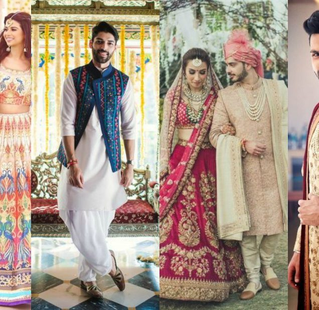 Mens Wedding Wear Trends 2018 For Engagement, Reception & Sangeet