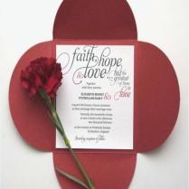Love Is Patient Love Is Kind Wedding Invitations – Mobilesimulator