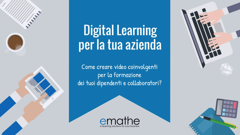 Video per l'apprendimento: video based learning