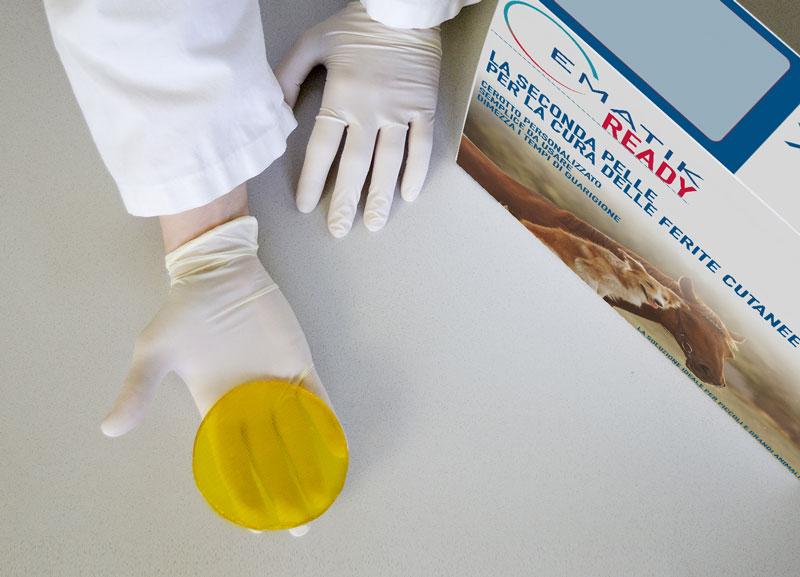 prp kit per curare le ferite
