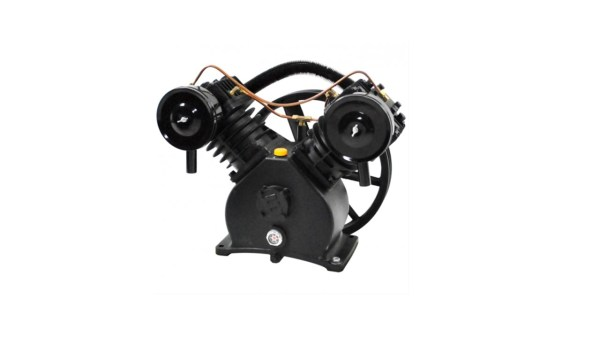 Airbase Industries 5hp 2 Cylinder 32 CFM Reciprocating Air Compressor Pump