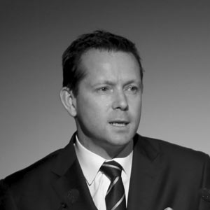 Portrait Vincent NELIAS noir et blanc